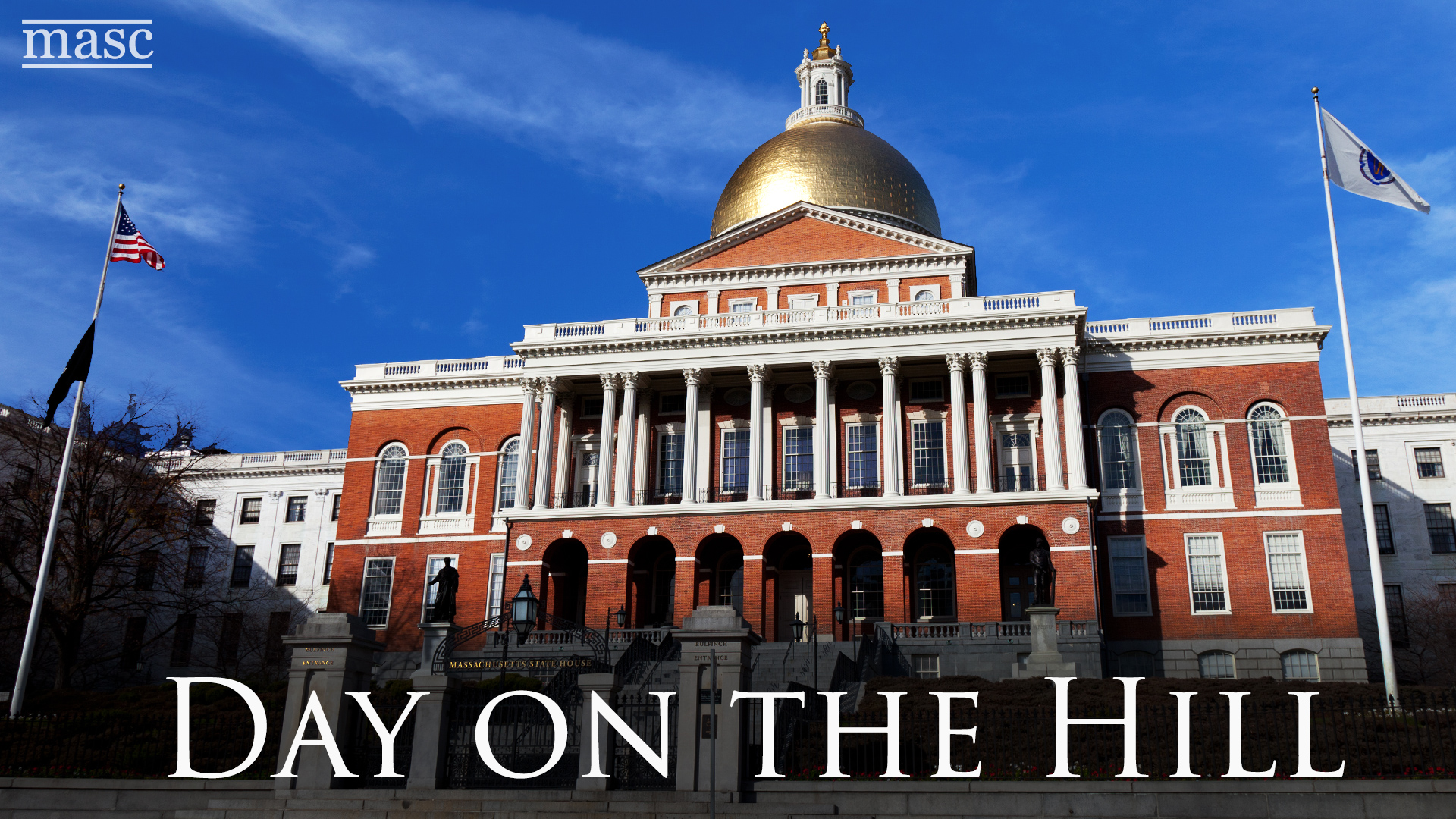 Day on the Hill State House Banner