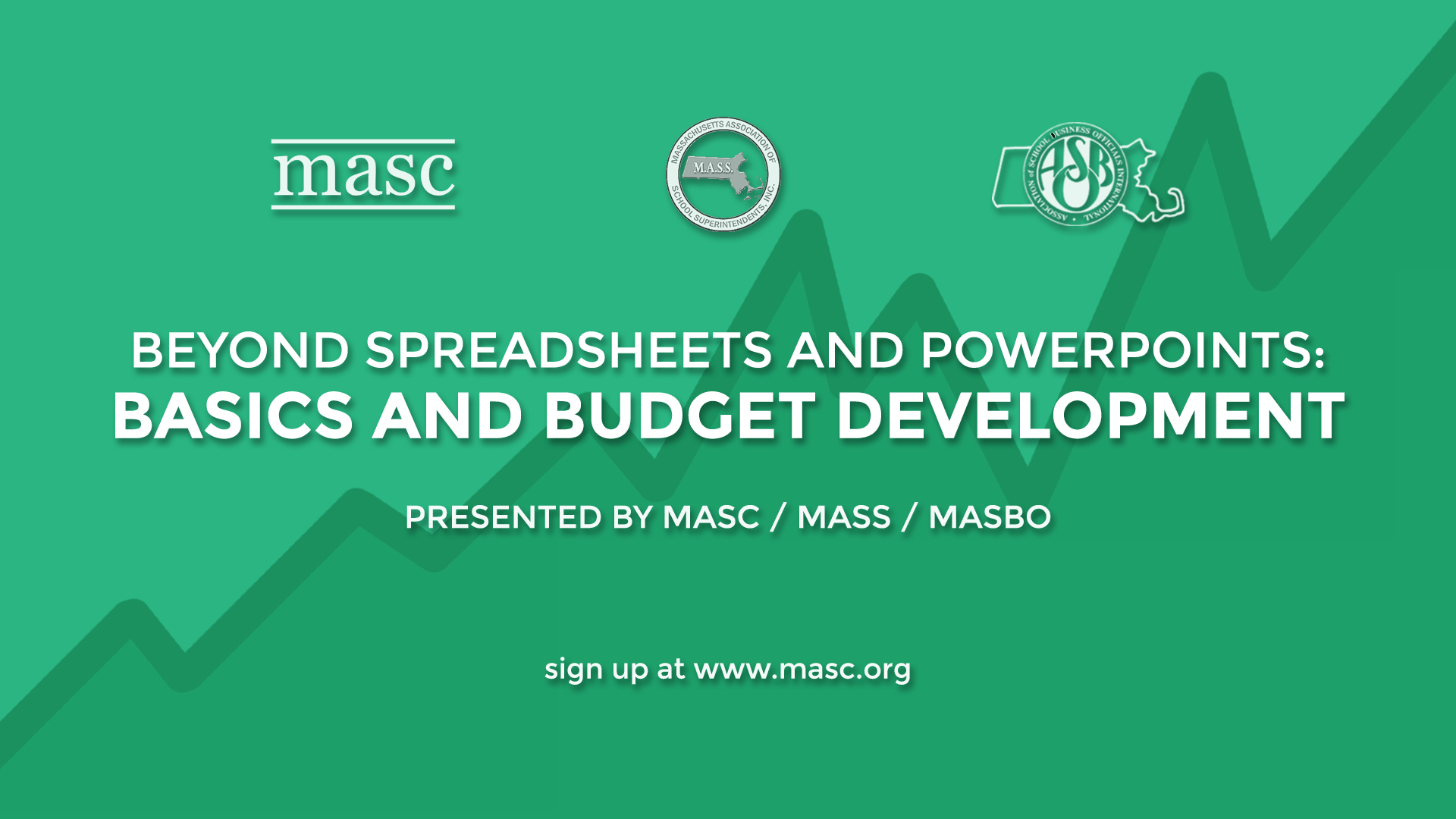 Beyond Spreadsheets and Powerpoints: Basics and Budget Development