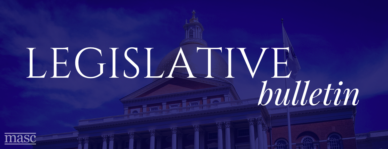 MASC Legislative Bulletin